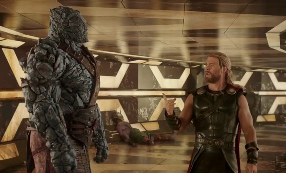 Taika Waititi Shares First Concept Art for Thor: Love and Thunder