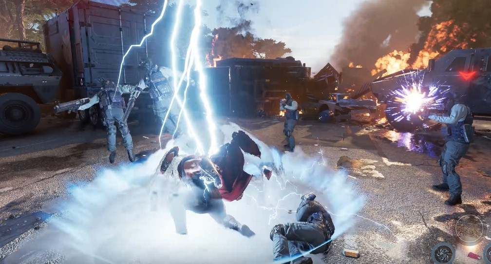 Gameplay Finally Revealed for Square Enix's Avengers Game
