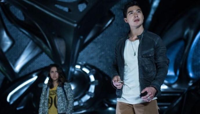 Liu Kang Actor Ludi Lin Teases Us with Some Mortal Kombat BTS