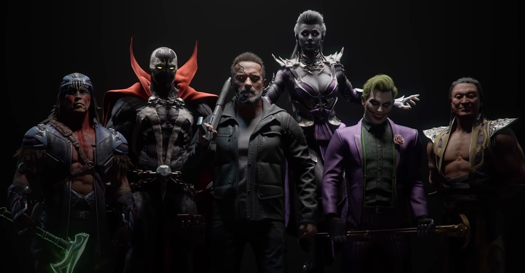 Mortal Kombat 11: DLC Trailer Reveals Spawn, Terminator, and More