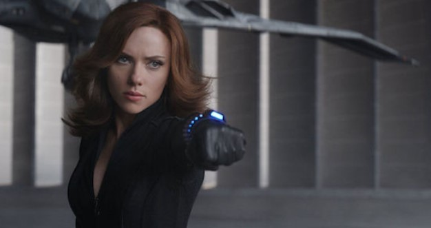 D23: New Posters for Black Widow, WandaVision, and The Falcon and The Winter Soldier