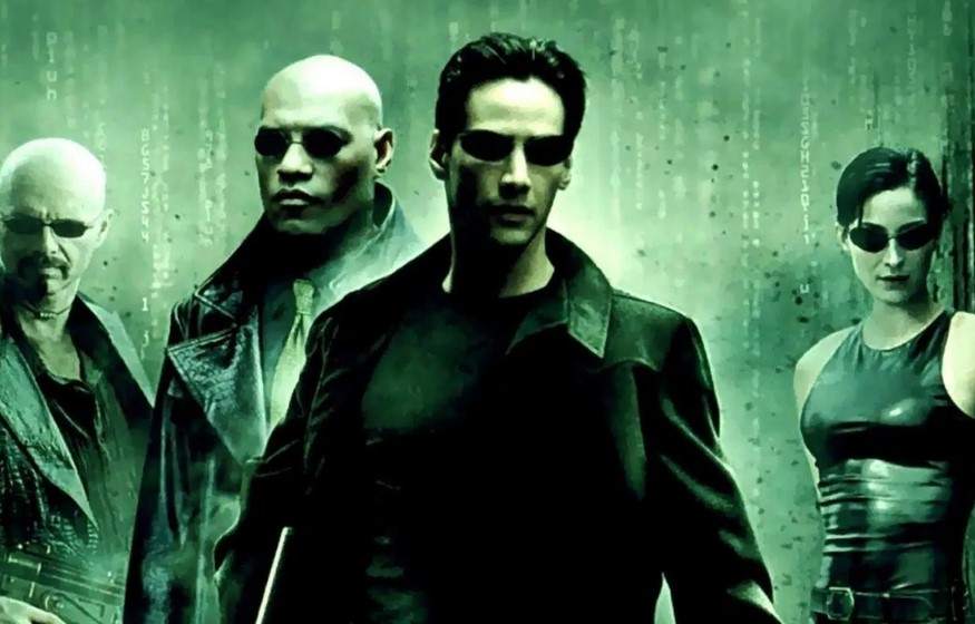 The Matrix 4 Set Video Reunites Neo and Trinity