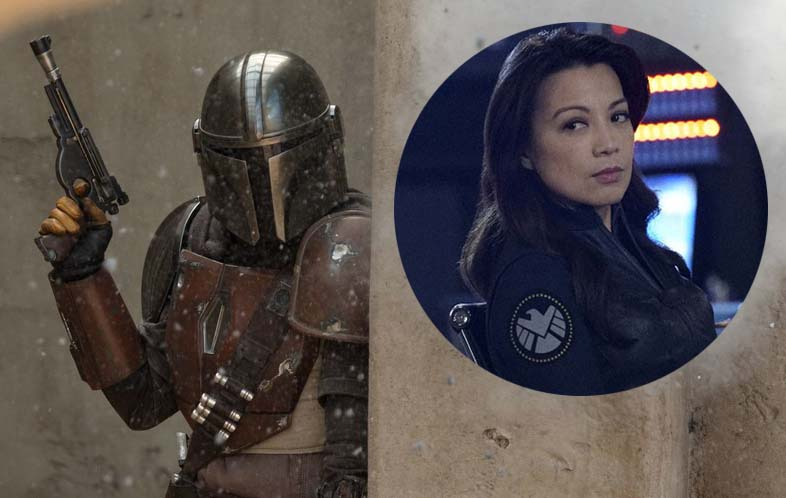 Star Wars: Agents of SHIELD's Ming-Na Wen Joins The Mandalorian