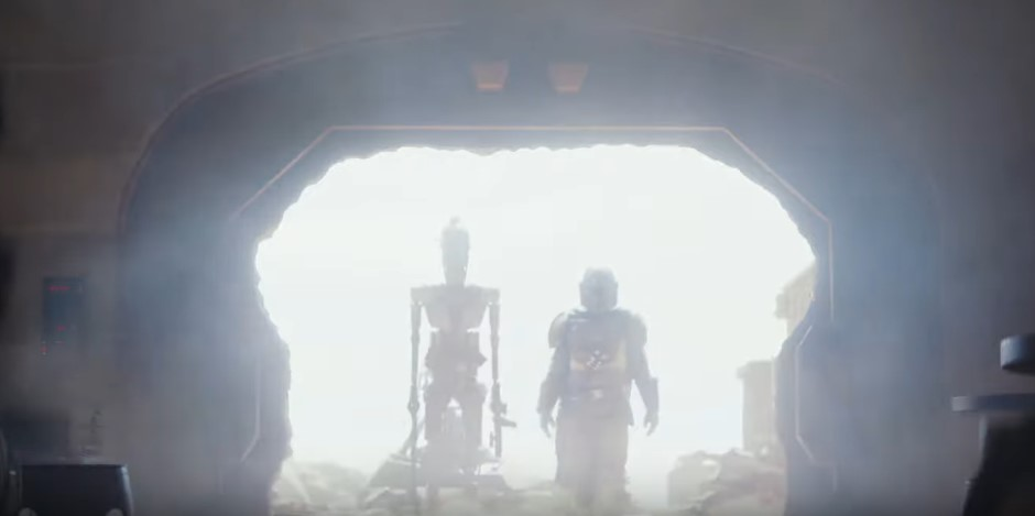 The Mandalorian Trailer's Finally Here!