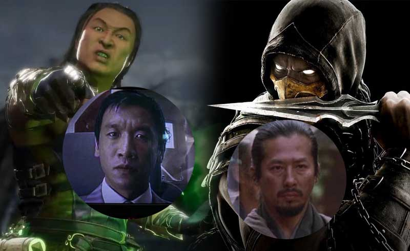 Mortal Kombat Film Casts Scorpion and Shang Tsung | GeekFeed