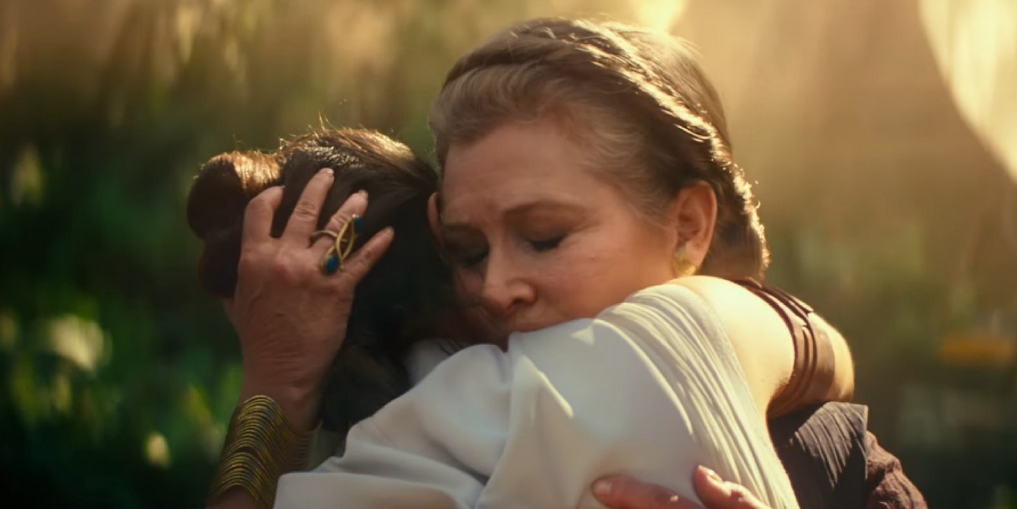 J.J. Abrams Didn't Want Episode IX without Carrie Fisher