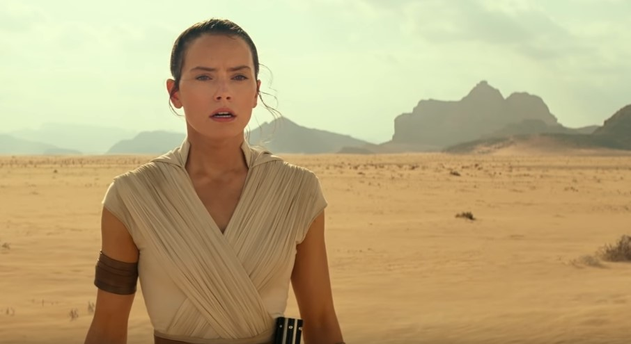 Lucasfilm Releases Brand New Star Wars: Episode IX Image Of Rey