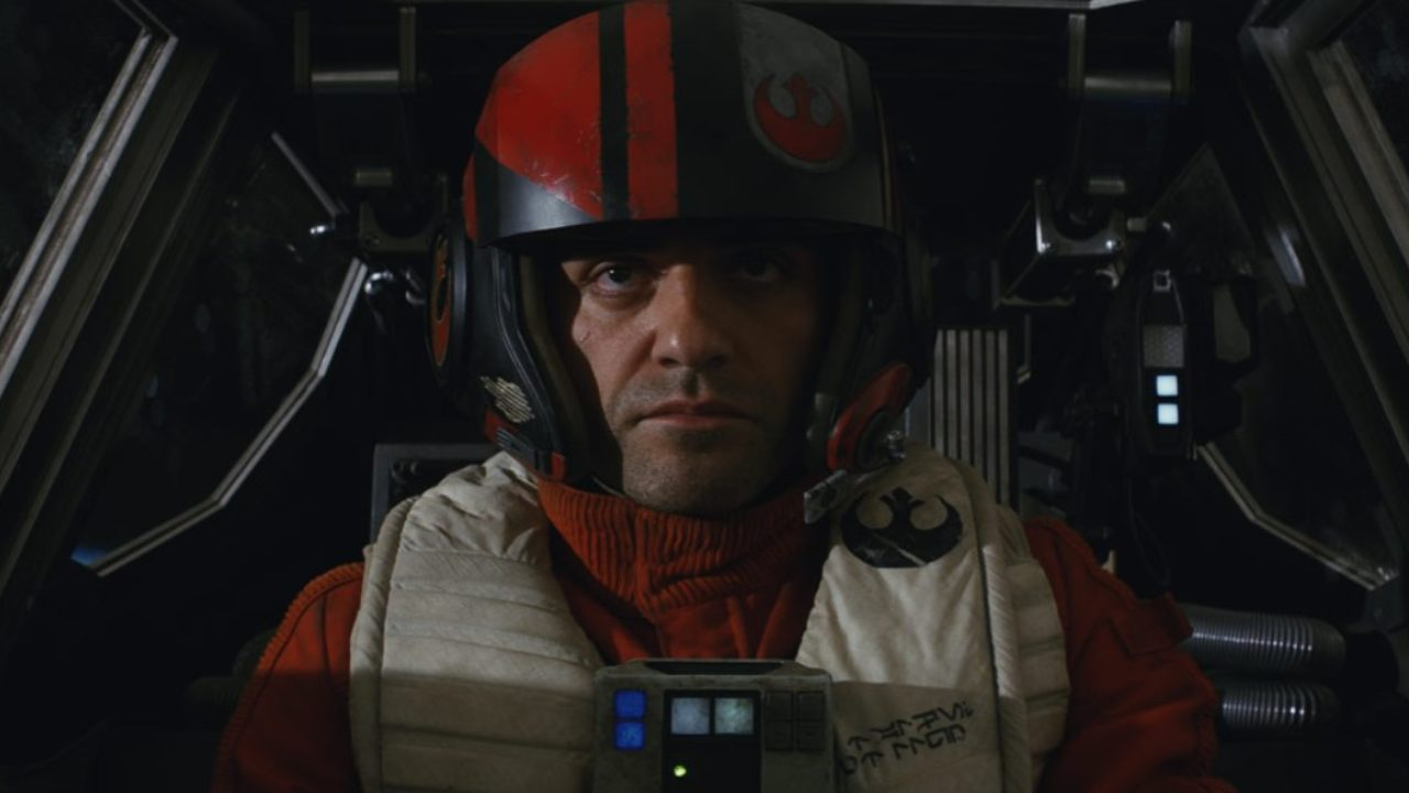 Check Out Poe Dameron S New X Wing For Episode Ix Geekfeed