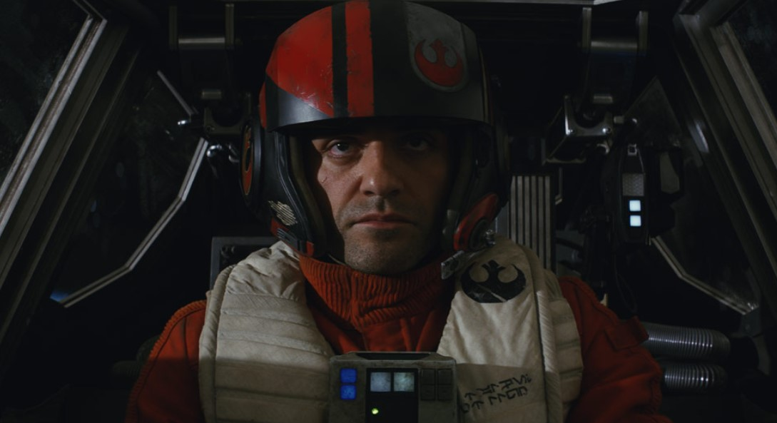 Check Out Poe Dameron's New X-Wing For Episode IX