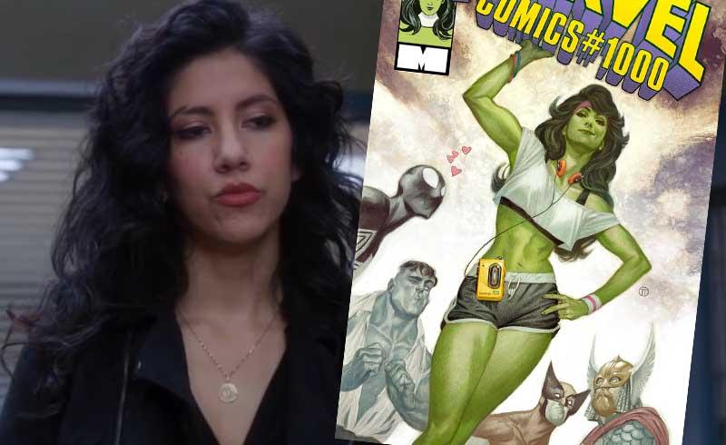 "Brooklyn Nine-Nine's Stephanie Beatriz would ""Die"" to Play She-Hulk"