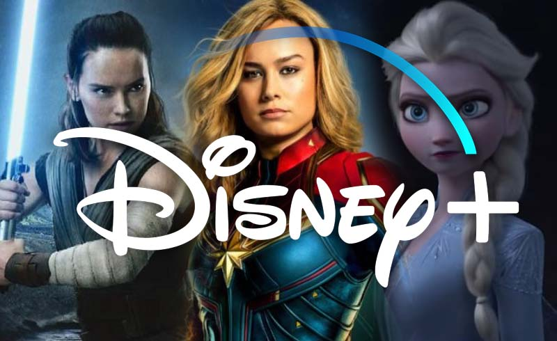 Disney+ is Already Available in the Netherlands for Free