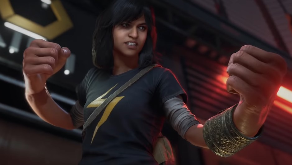 Kamala Khan will be a Playable Character in Square Enix's Avengers Game