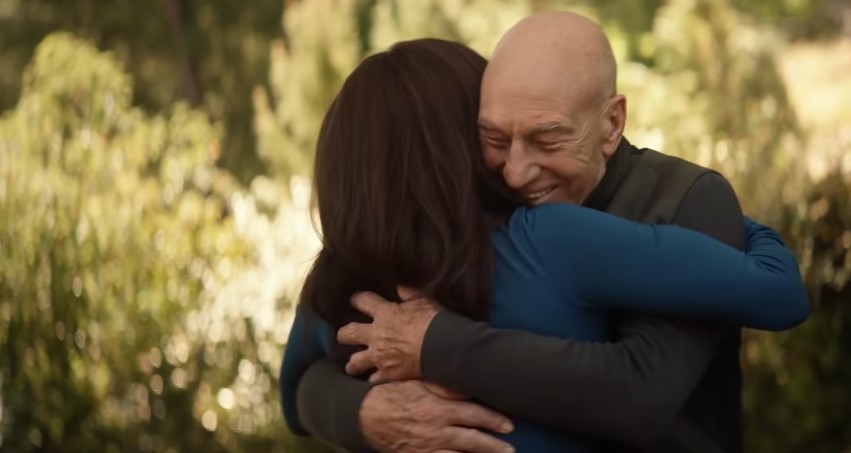 More Familiar Faces Return in New Trailer for Star Trek: Picard