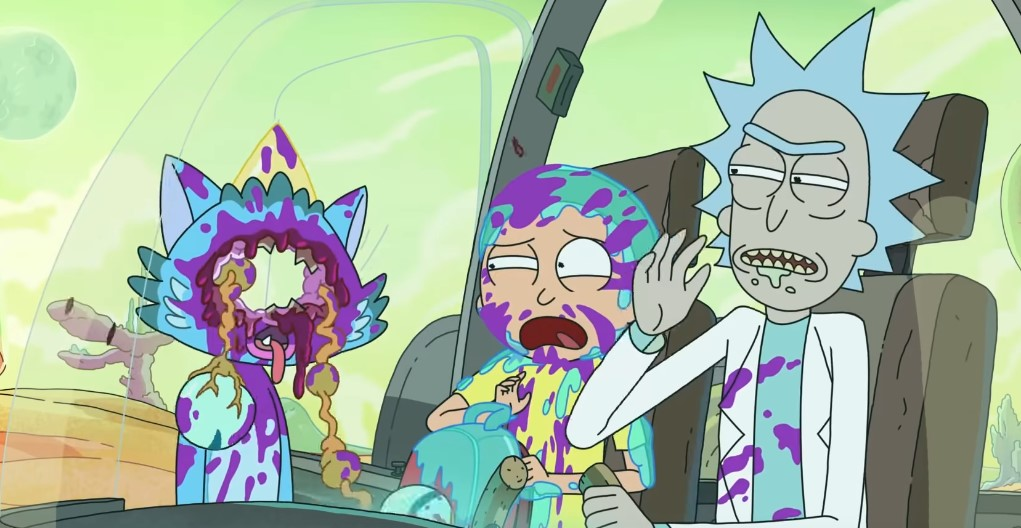 Rick and Morty are back in New Trailer for Season 4