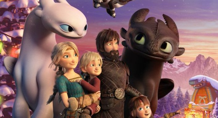 How to Train Your Dragon Homecoming: Dreamworks Announces Holiday Special
