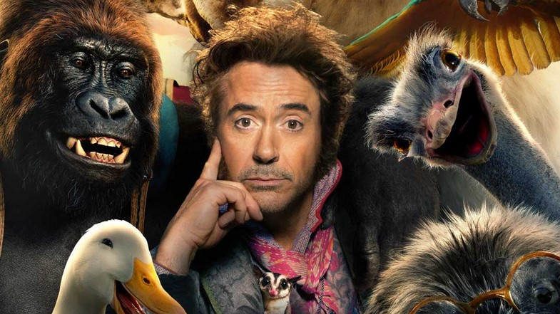 RDJ is Once Again a Bumbling Englishman in Trailer for Dolittle