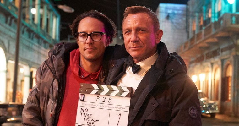 007: No Time to Die Wraps Production
