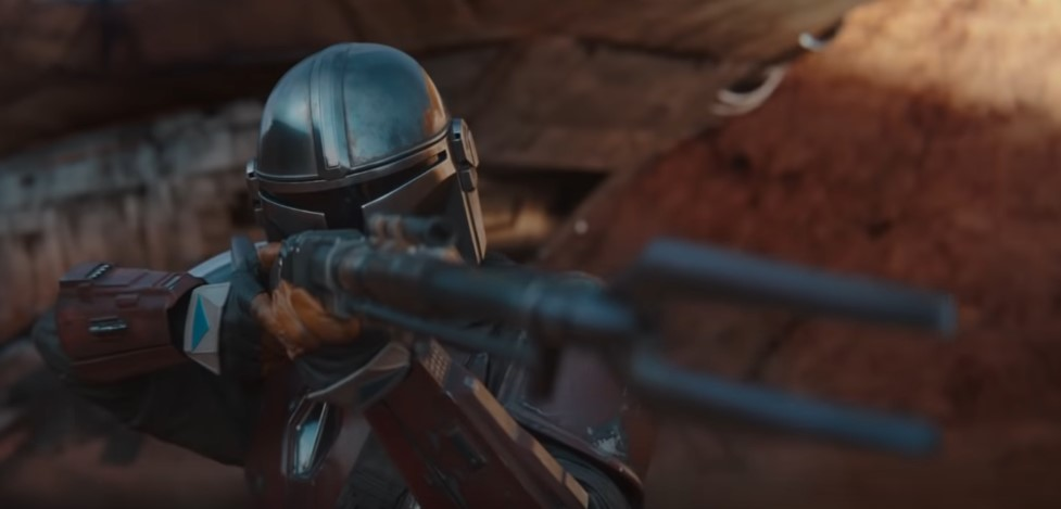 Rian Johnson Wants In on The Mandalorian Season 2