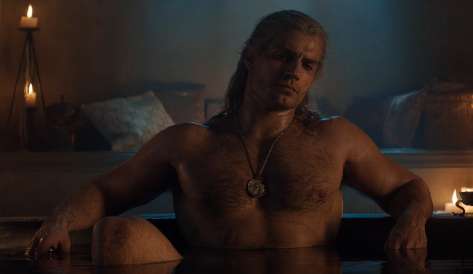 Get Thirsty Over Henry Cavill in Main Trailer for The Witcher