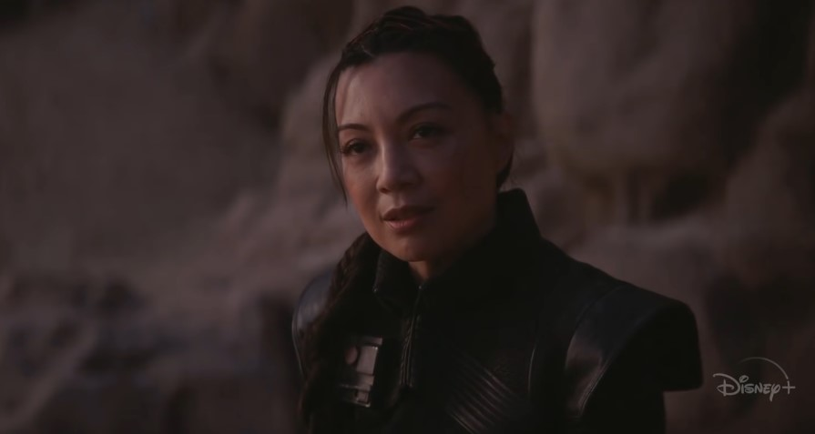 The Mandalorian: Ming-Na Wen's Character Revealed in New Teaser