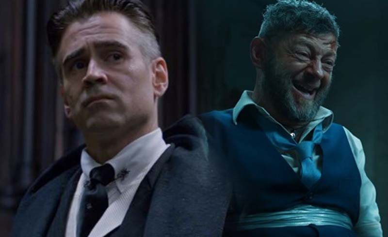 The Batman Taps Colin Farrell and Andy Serkis