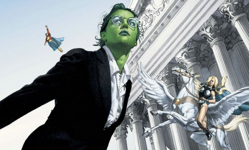 Possible New Casting Details for Disney+'s She-Hulk Series