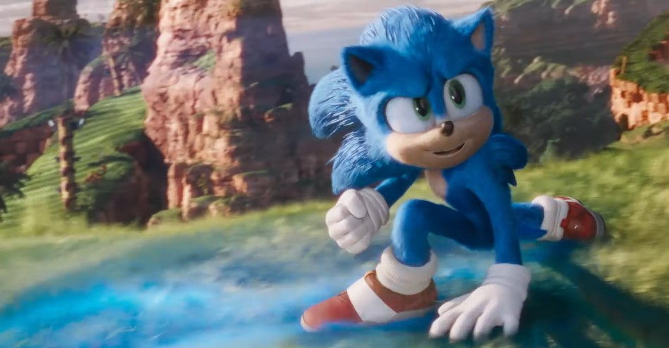 Sonic Looks Fantastic In Trailer for Sonic the Hedgehog