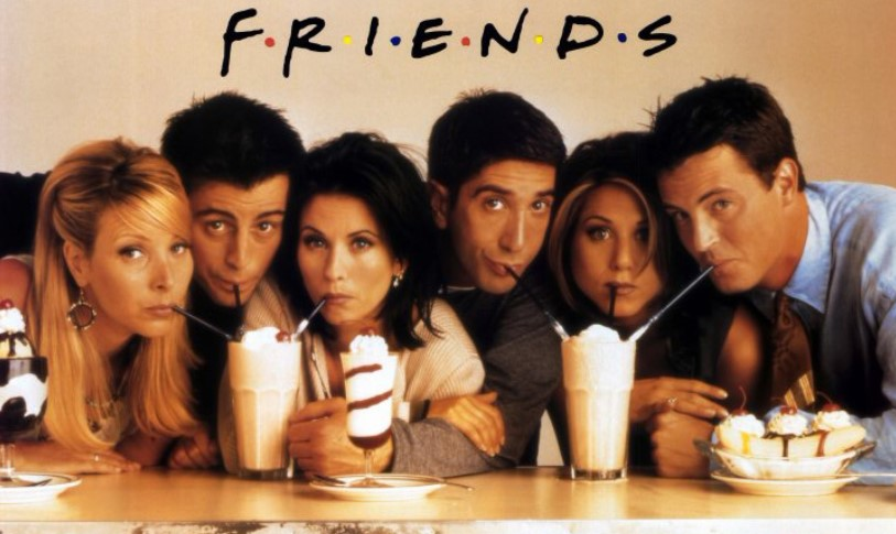 HBO Max is Planning a Friends Reunion