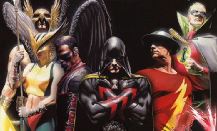 Black Adam Could Feature Dr. Fate, the JSA, and More