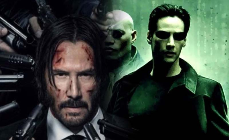 Matrix 4 and John Wick 4 will Come Out on the SAME DAY