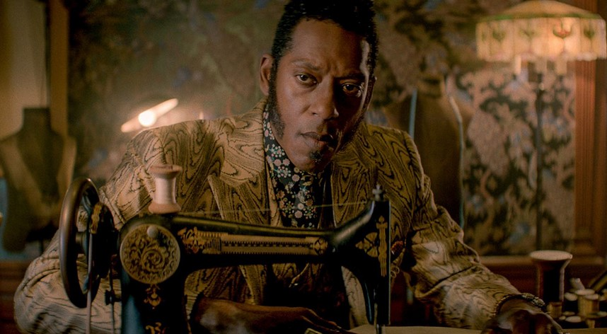 Mr. Nancy Actor Orlando Jones Fired from American Gods
