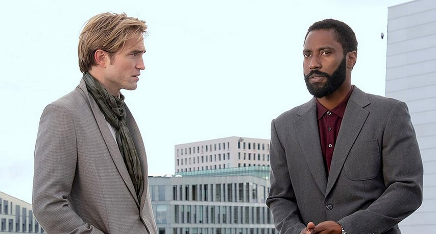 Christopher Nolan's Tenet Gives Us First Look a John David Washington and Robert Pattinson