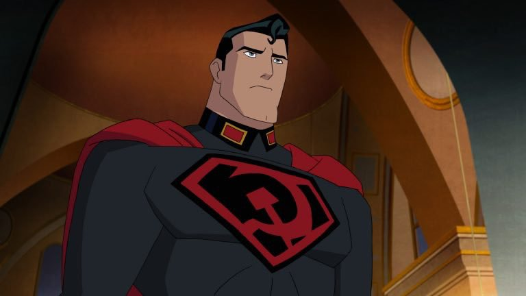 First trailer of the SUPERMAN DC animated film adaptation: RED SON - GeekTyrant