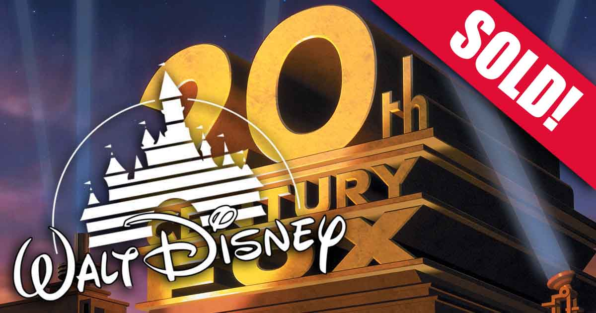 Disney is Dropping the 'Fox' from 20th Century andSearchlight
