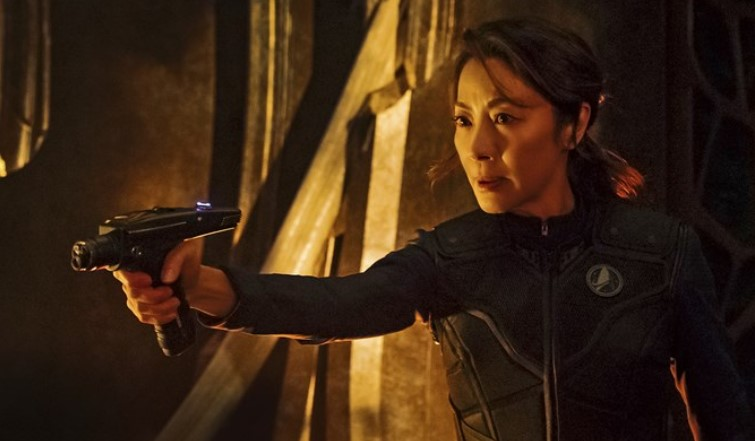 Michelle Yeoh Possibly Cast in Shang-Chi