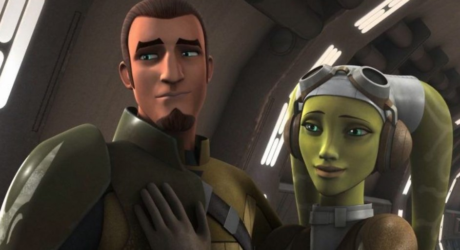 Is Kanan Jarrus in the New Trailer for Star Wars: The Clone Wars?