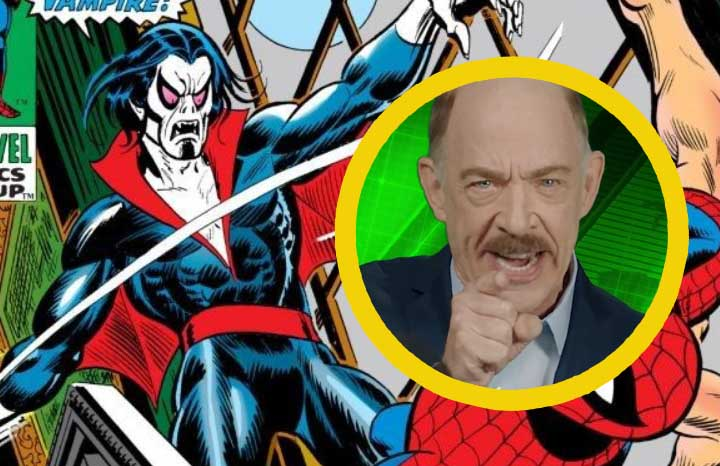 Spider-Man: More Details on J.J. Jameson's Alleged Morbius Cameo