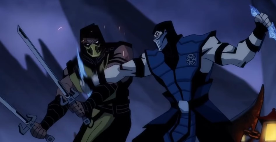 Watch Trailer For The Animated Mortal Kombat Legends Scorpion S