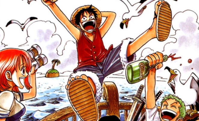 Netflix Greenlights Live-Action One Piece