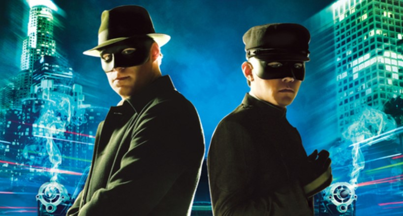 Kevin Smith is Developing an Animated Green Hornet Series