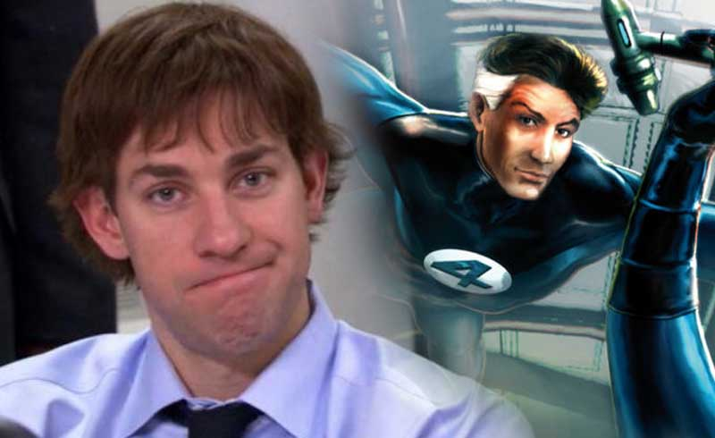 John Krasinski has Met with Marvel about an Upcoming Project