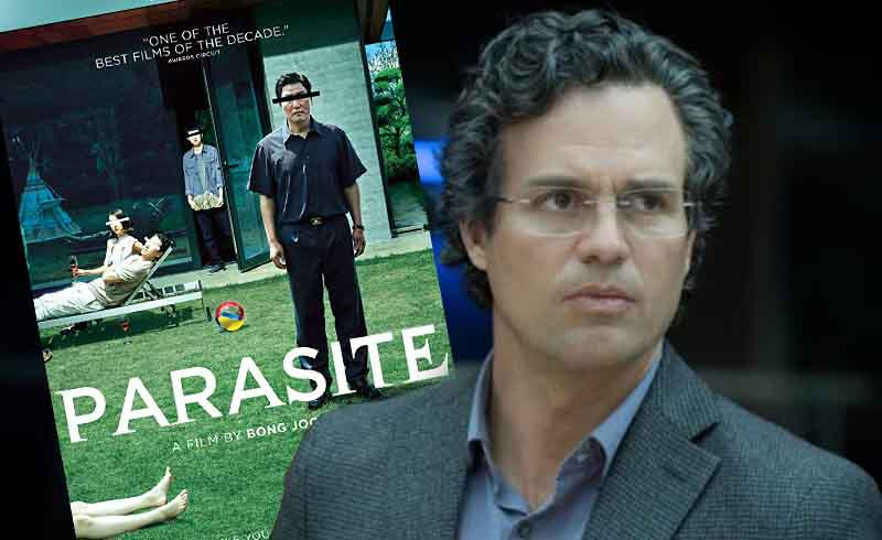 Mark Ruffalo Being Eyed to Star in Bong Joon Ho's Parasite Series for HBO