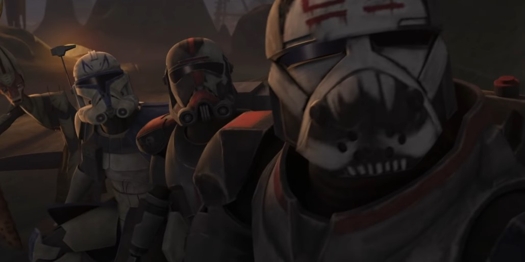 Star Wars: Meet the Bad Batch in New Trailer for The Clone Wars