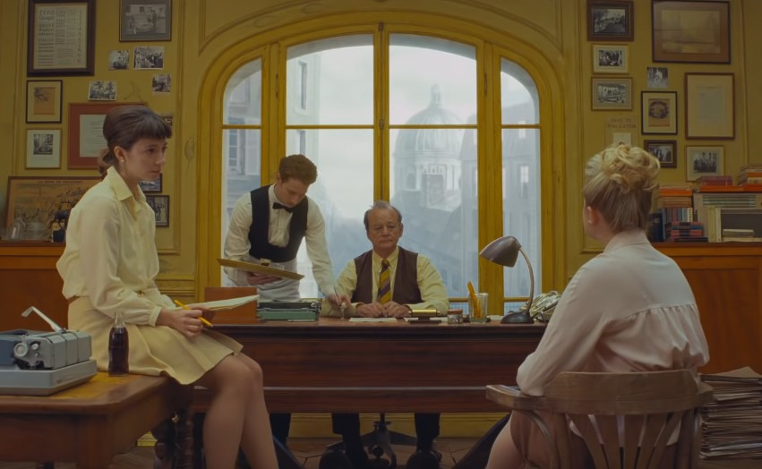 Wes Anderson's The French Dispatch Gets Star-Studded First Trailer