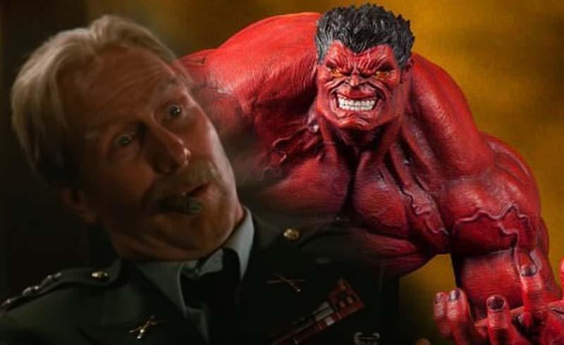 Disney+'s She-Hulk will Finally have Ross Transforming into Red Hulk