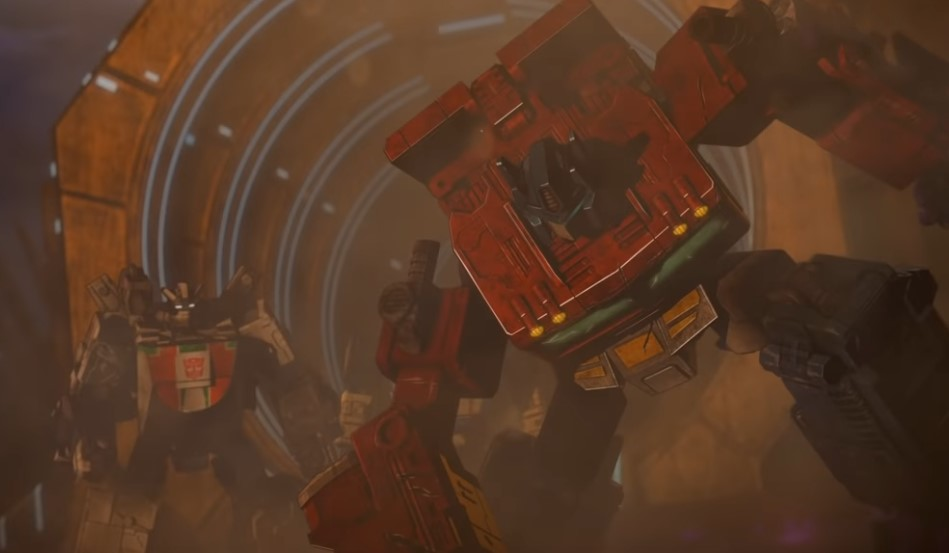 Transformers – War for Cybertron: Siege Gets First Trailer