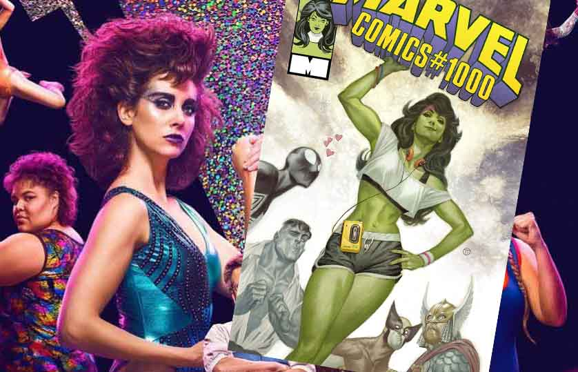 Marvel Wants an 'Alison Brie-type' for She-Hulk