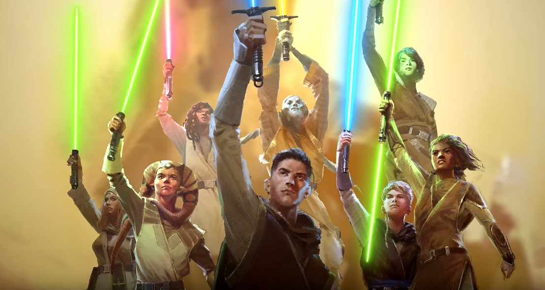 Watch Announcement Trailer for Star Wars: High Republic