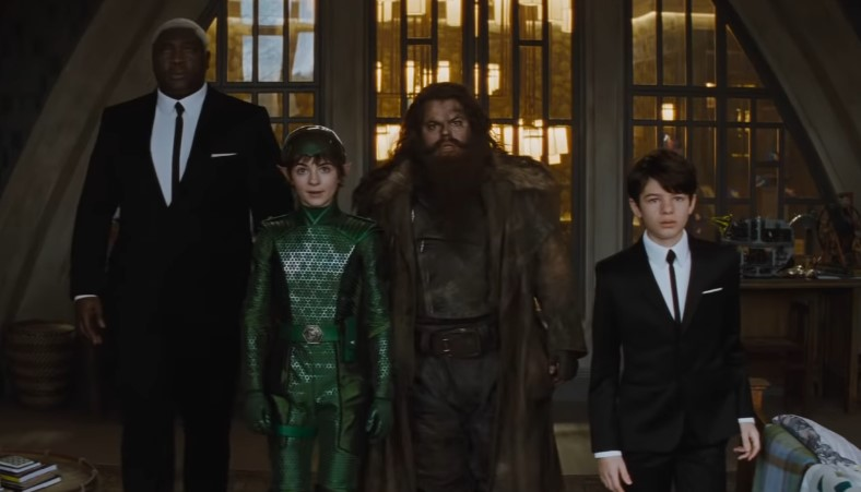 Fantasy Meets Sci-Fi in New Trailer for Artemis Fowl
