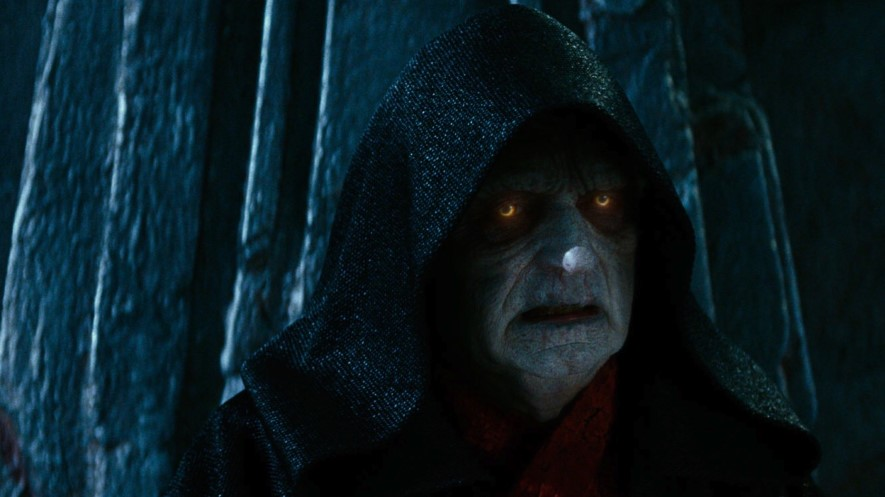 Ian McDiarmid Says Palpatine's Clone Identity was a Deleted Line